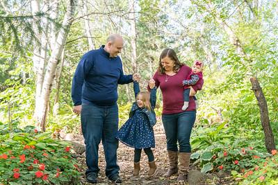 Noerenberg Family Fall 2019
