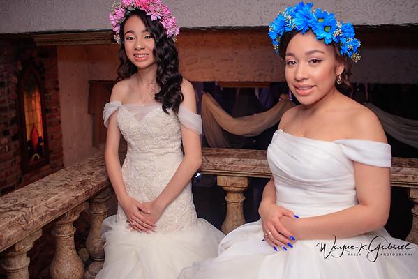 Rosalie & Leah's Sweet sixteen / Quinceñera