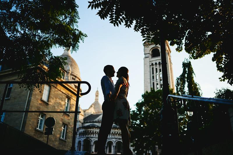 Morgane & Antoine pré-mariage