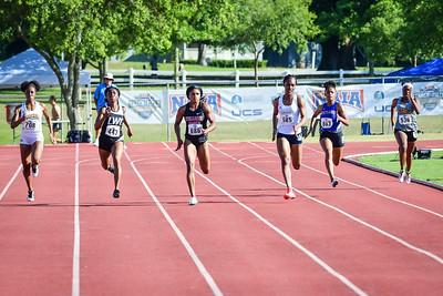 W 200m Final