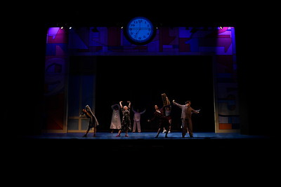 18033 Theatre Production of 9 to 5 3-14-17