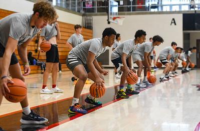Nate Champion basketball camp (7/20/21)