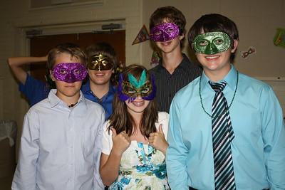 2011 8th Grade Graduation Party