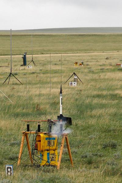 NCR Mile High Mayhem 5-23-09 Sat Launch