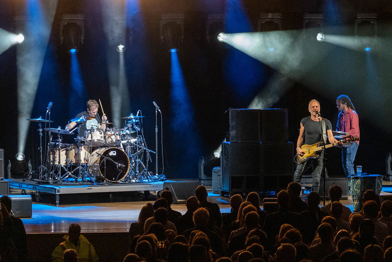 Sting at Ravinia on August 23