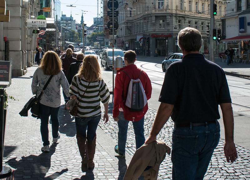 Time to explore Vienna