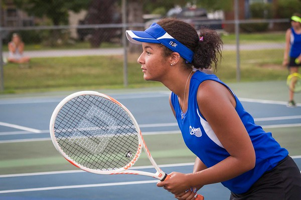 DHS Girls Tennis 08-14-2017