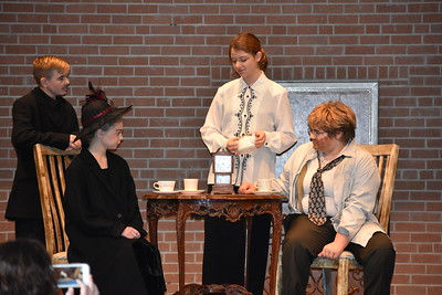 JH One Act Play Performance