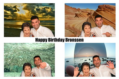 Happy Birthday Bronssen