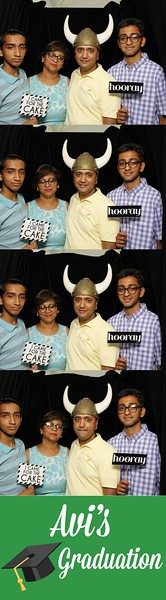 Avi's Graduation Party