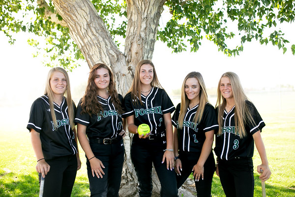Fossil Ridge Senior Softball