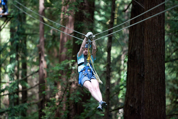 Redwood Canopy Tours 2010-06-09
