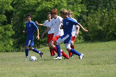 U16 Boys- Berkshire Ajax vs. Wildcats