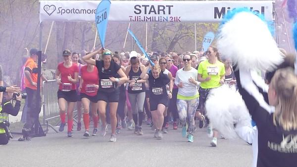 Stockholm Women's Half Marathon 2019