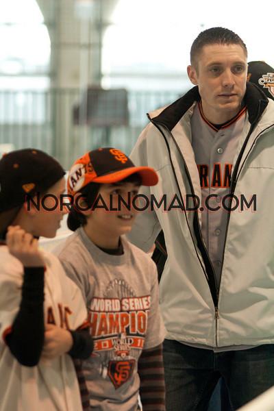 Redding World Series Trophy Tour