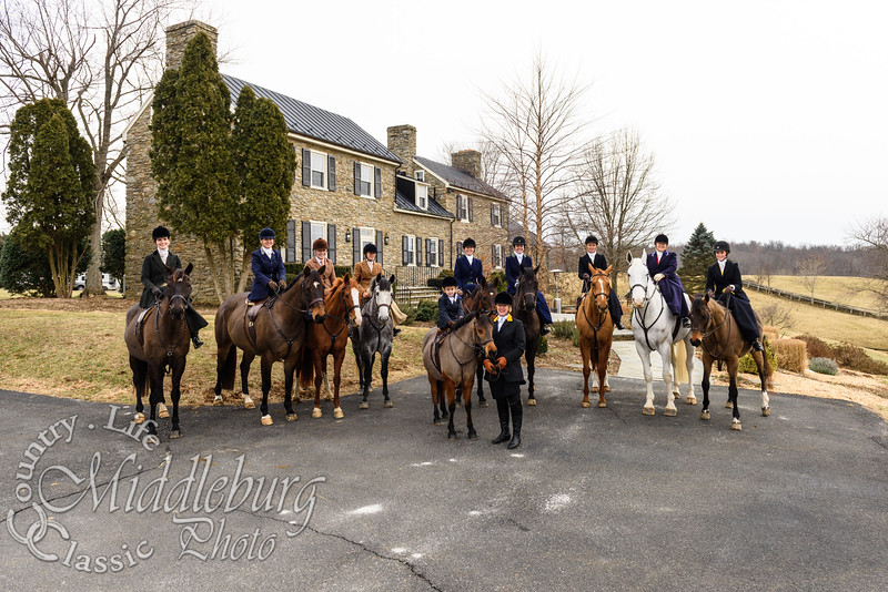 Esther Everhart Memorial Invitational Side Saddle Race 2015