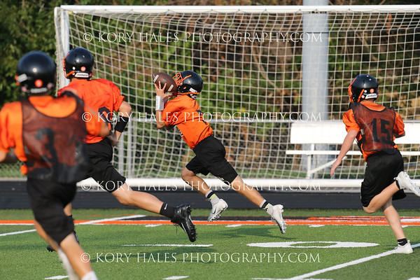 Oak Grove Orange and Black 8-10-18