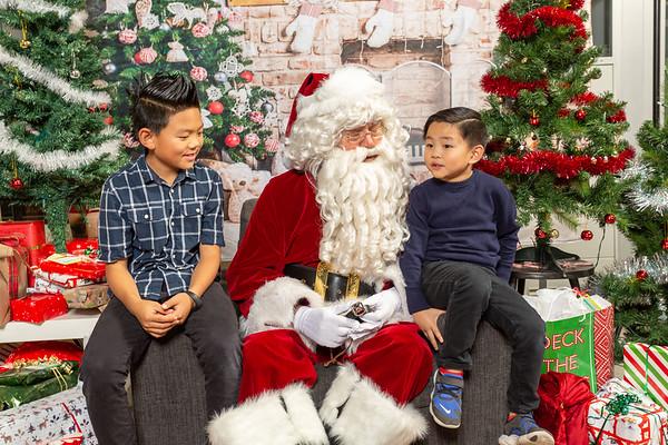 2019 KWPE Santa Photos
