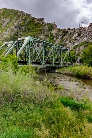Weber River, Utah