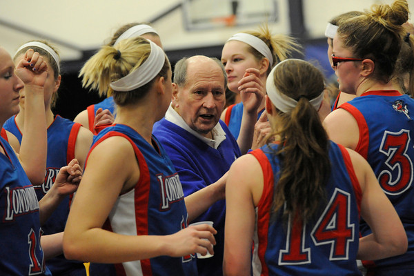 Londonderry vs. Bedford Girls Basketball Division 1 finals