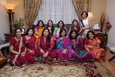 Karva Chauth at Verma's