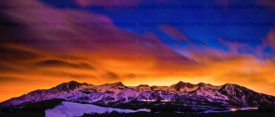Scenic Snowbasin Pictures