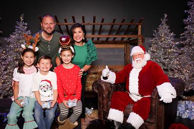 FIRST COLLEYVILLE BLITZ CHRISTMAS 2020 (SANTA)