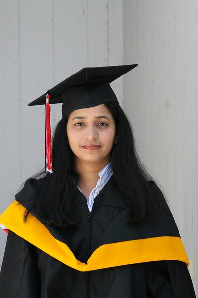 Srividya Grad Ceremony 2007