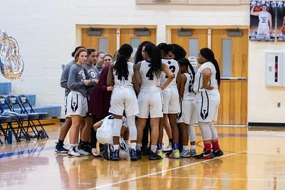 2020-02-12 -- Twinsburg Girls Varsity Basketball vs Hudson High School Varsity Basketball