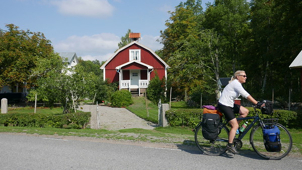 Fr 7.9.18, Velo Tag4/Etappe4: Urshult -  Ljungby,  81km