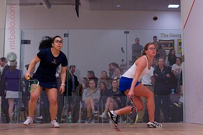2013-02-02 Katiria Sanchez (Trinity) and Hillary Kolodner (Hamilton)