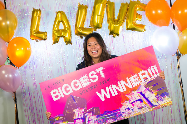 Biggest Sweepstakes Winner 181119