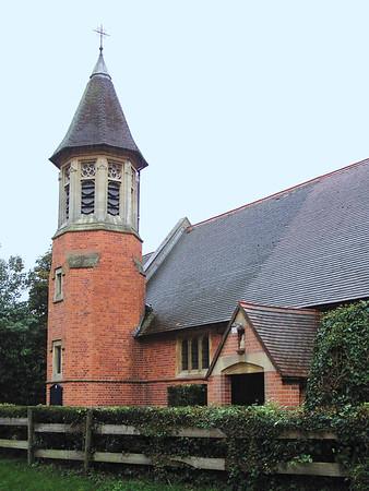 Our Lady and St John, Roman Catholic,  Ferry Lane, Goring, RG8 9DX
