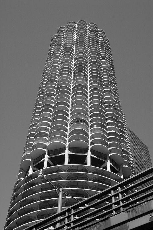 Marina City Tower - Chicago