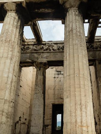 Temple of Hephaistos, Athens, Greece