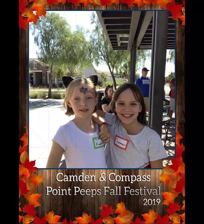 Camden & Compass Point Peeps Fall Festival 2109