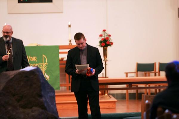Blaine Baptism