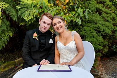 Beth and Jason - Wedding