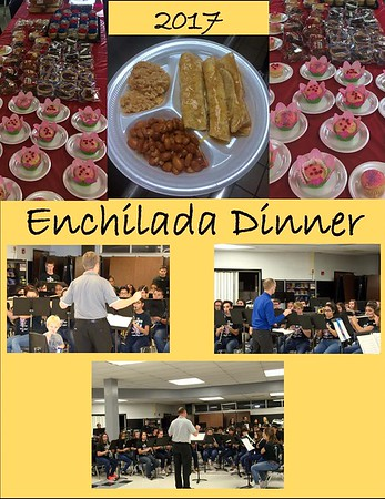 20170208 Enchilada Dinner