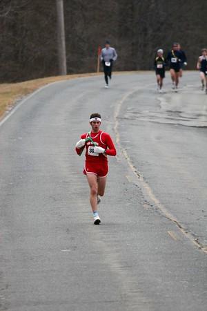 Mile 1.5 - First 50 - GW Marathon 2005
