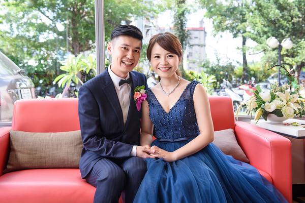 韋博&品伶婚禮紀錄