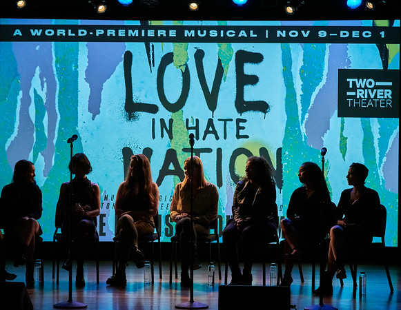 Love In Hate Nation Joe Iconis Guggenheim W&P