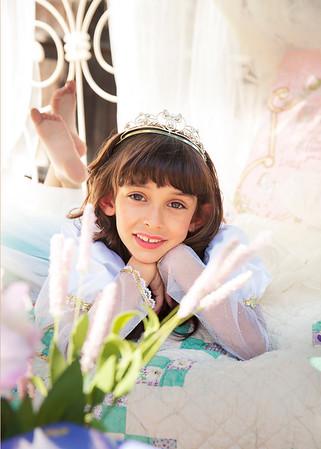 Aubries Princess Session