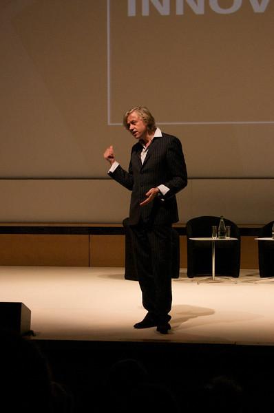 Sir Bob Geldof at NESTA's Innovation Edge