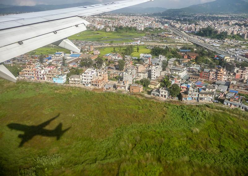 The Land of Kathmandu