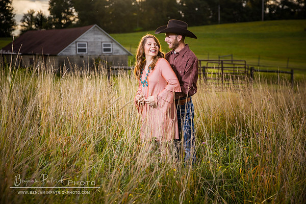 Scott and Amanda // Engagement