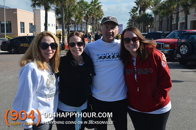 Pete;s Thanksgiving Day Block Party - Neptune Beach - 11.28.13