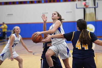 Girls Junior Varsity Basketball –2017