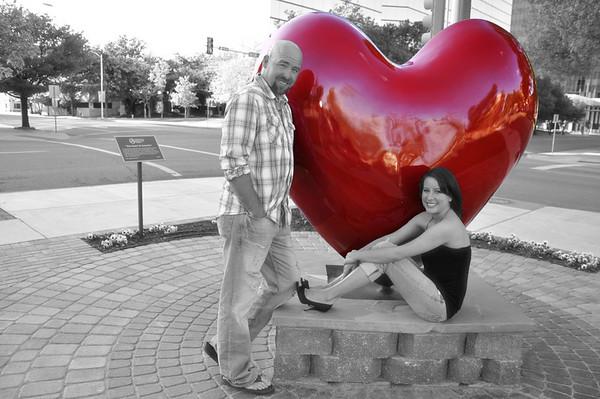 Cory + Laura = True Love