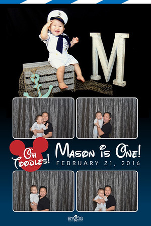 Mason is One (prints)